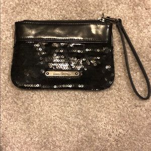 Clutch from express with a strap